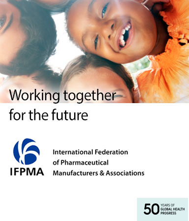 IFPMA Working together for the future 2018